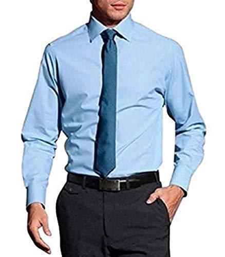 Chemises 2 Pièce + Cravatte de Studio Colette - Bleu - Bleu, Homme, 35/36