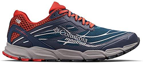 Columbia Herren Caldorado III Outdry Trailrunning-Schuh, Blau (Phoenix Blue, Flash 442), 40 EU