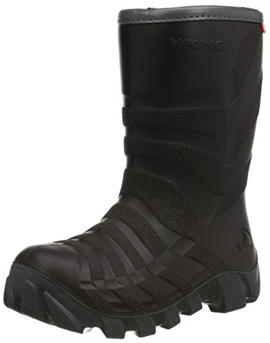 Viking ULTRA 2.0 Gummistiefel 2.0, Schwarz (Black/Grey), 27 EU (9 UK)