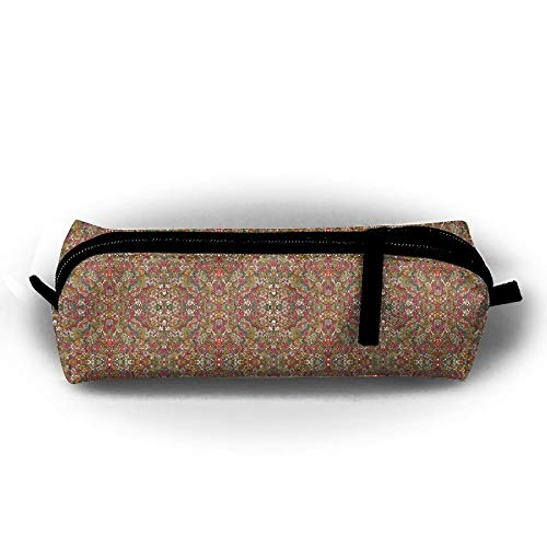 I Spy (Farben) Wallpaper Einfache Oxford-Stofftasche, Federmäppchen mit täglichen Notwendigkeiten, kann mit Kosmetiktaschen gefüllt Werden