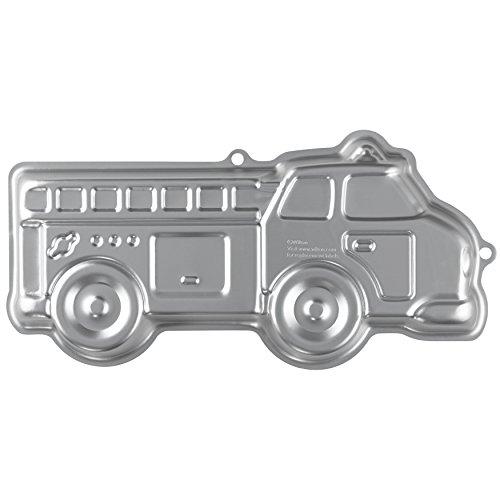 fire truck cake pan - 1