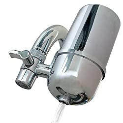 HEALTHY FAUCET MOUNT WATER FILTER