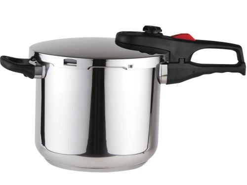 Magefesa Practika Plus Stainless Steel 8 Quart Super Fast...
