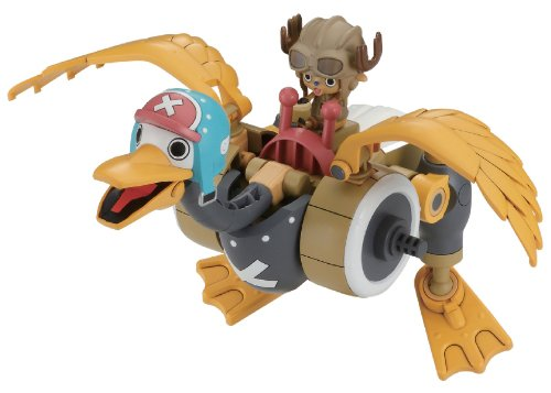 Bandai Hobby Mecha Collection # 2 Chopper Roboter Wing Modell Kit (One Piece)