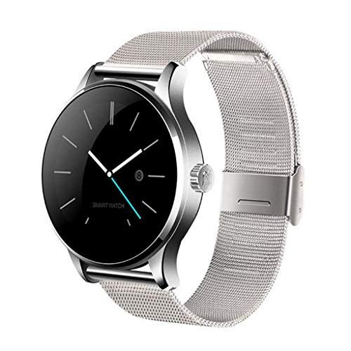 Reloj Inteligente K88H al por Mayor, Soporte de Disco, monitoreo de frecuencia cardíaca multilingüe, Reloj Inteligente recordatorio sedentario