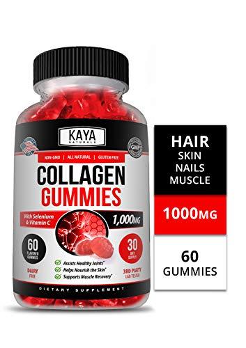 Kaya Naturals Collagen Gummies review
