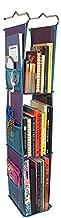 LockerWorks 3 Shelf Adjustable Hanging Locker Organizer, Sturdy & Compact, 20-38