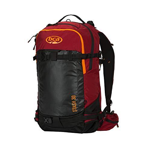 bca Unisex-Erwachsene STASH 30 Rucksack, Crimson, 30l