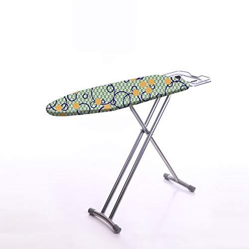 Hanshi Smartfit HZC430 - Funda para tabla de planchar (algodón, con espuma acolchada, para tablas de hasta 140 x 50 cm), Color #3, 140x50cm/ 55