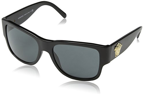 Versace sunglasses VE4275 GB1/87 Acetate Black - Gold Black 58-18-140