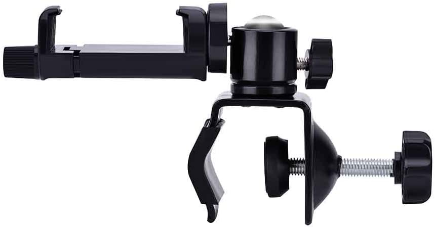 SOONHUA Baby Monitor Holder, Monitor Mount 360 Degrees Rotatable Stable Camera Mount Bracket Baby Monitor Camera Mount Stabilizer