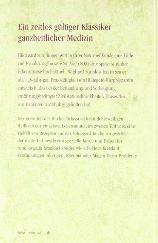 Die Ernährungstherapie der Hildegard von Bingen: Rezepte, Kuren und Diäten - 2