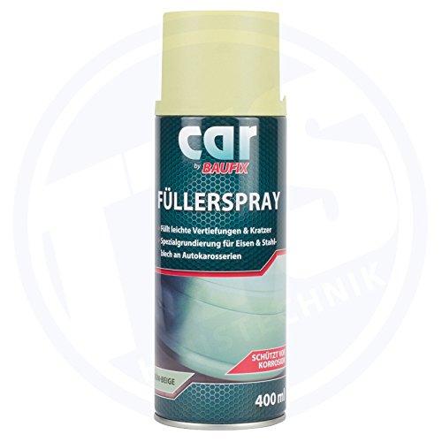 Baufix Füllerspray grün beige Sprühdose 400 ml