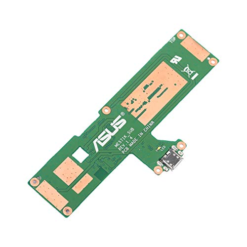 """USB Charging Replacement for ASUS Google Nexus K008 ME571K 7"""" 2nd Gen Tablet Micro USB Charger Port Board Replacement Part"""