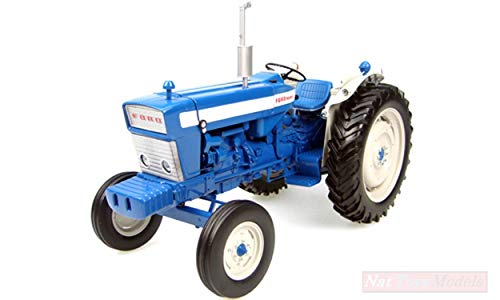 NEW Universal Hobbies UH2705 TRATTORE Ford 5000 1964 1:16 MODELLINO Die Cast Model