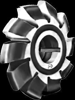 Uncoated Solid Carbide Radius: 3//32 Minor Dia.: 3//16 OAL: 2-1//2 Corner Rounding End Mills 4 Flute Shank Dia.: 3//8