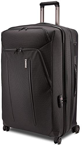 Thule Unisex's Crossover 2 Carry on Luggage, Black, 35L