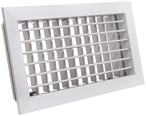 Tradair 0111HVSF3015 Rejilla, Aluminio, 300 x 150 mm