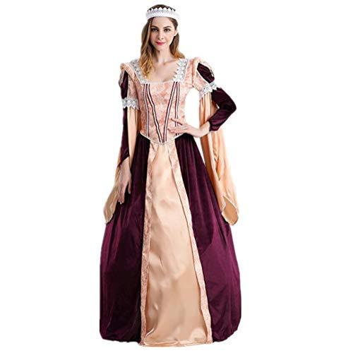 SHANGLY Halloween Partido Disfraz Cleopatra Emperatriz egipcia Cosplay De Diosa Griega Vestidos de...