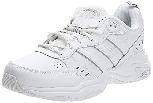 Adidas Strutter, Zapatillas Deportivas Fitness y Ejercicio Hombre, Blanco (FTWR White/FTWR White/Matte Silver), 42 EU 🔥