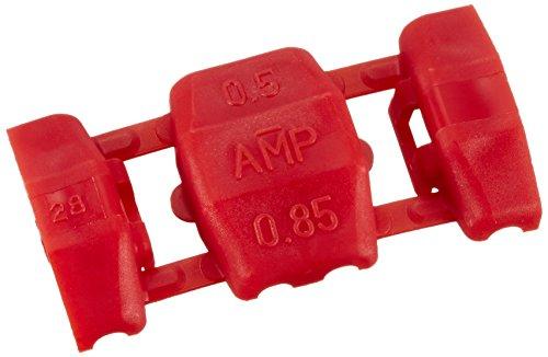 エーモン 配線コネクター(赤) DC12V80W以下/DC24V160W以下 10個入 E673