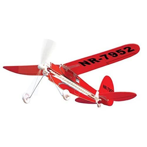 Rubber Powered Model Airplanes: Amazon com