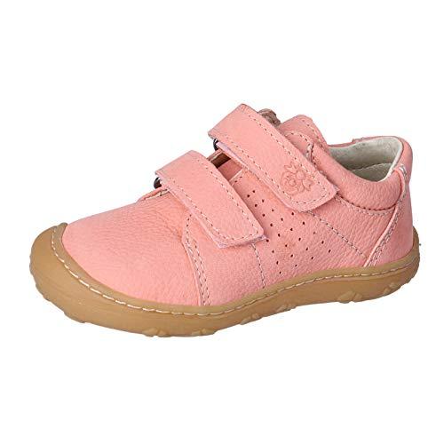 RICOSTA Pepino Tony - Zapatillas deportivas para niños, ancho medio (WMS), plantilla suelta, color Rojo, talla 21 EU