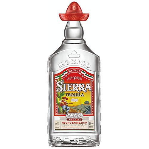 Sierra Tequila Silver - Echter mexikanischer Tequila aus Jalisco (1 x 0,7l)