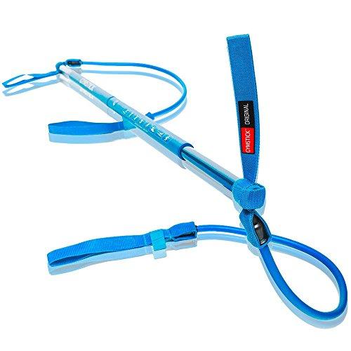 Gymstick Original 2.1 Widerstandstrainer, Blau, One Size