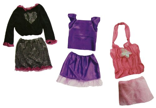 Idena 8230097 Kostüm, Mehrfarbig, 128