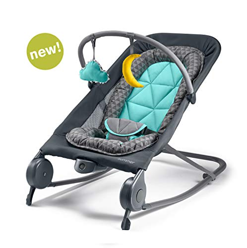 Summer 2-in-1 Bouncer & Rocker Duo - Baby Bouncer & Baby Rocker