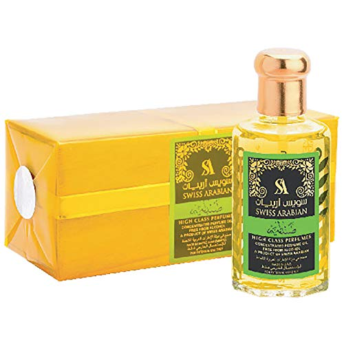 Sandalia (Sadalwood/Sandalo) Perfume Oil 95mL   Alcohol Free and Vegan Concentrated Parfum Oil   For Men and Women by Oudh Artisan Swiss Arabian