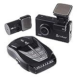 Cobra SC 200D Smart Dash Cam and RAD 480i Laser Radar...