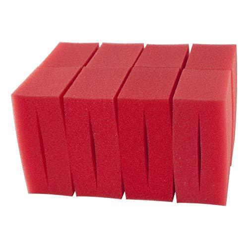 Éponges de rechange en mousse - Pour filtres Oasis, Biotec et Screenmatic 18/36 - Generic