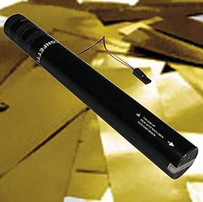 FX Shot Confetti Cannons - Gold Matalic, 50cm