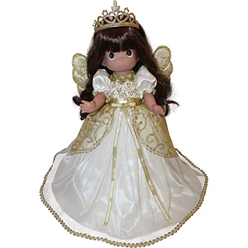 Precious Moments, The Doll Maker Precious Moments 15' Praise to The Newborn King Christmas Tree Topper