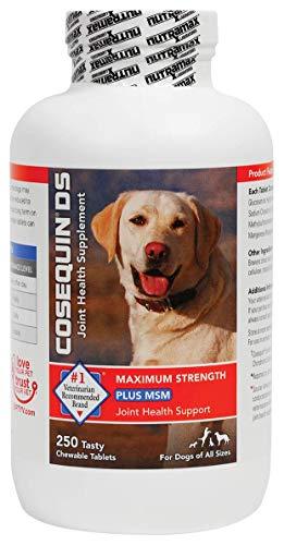 Cosequin Plus MSM,Chewable  Tablets, 250 ct