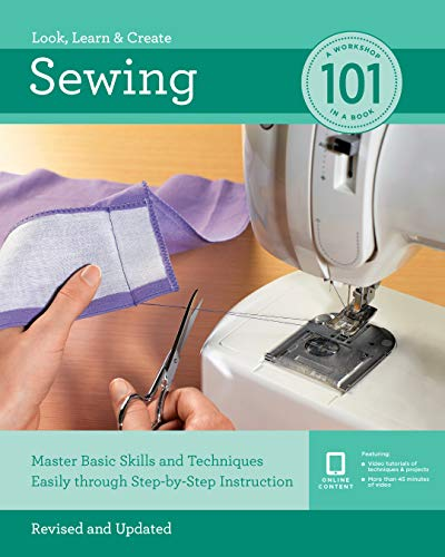 Sewing 101: Master Basic Skills and Techniques Easily Through Step-by-Step Instruction (English Edition)