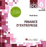 Finance d'entreprise DCG 6