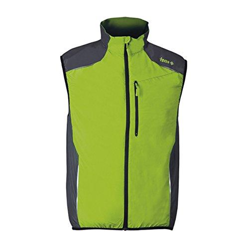 Izas - Pitzal - Impermeable - Unisex - Light Green/Dark