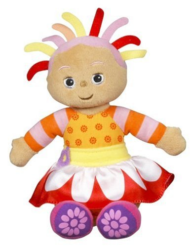 In The Night Garden - Mini Peluche De Upsy Daisy