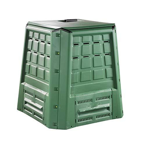 VDP Kompostierer BC380 Komposter Gartenkomposter Schnellkomposter 380 Liter