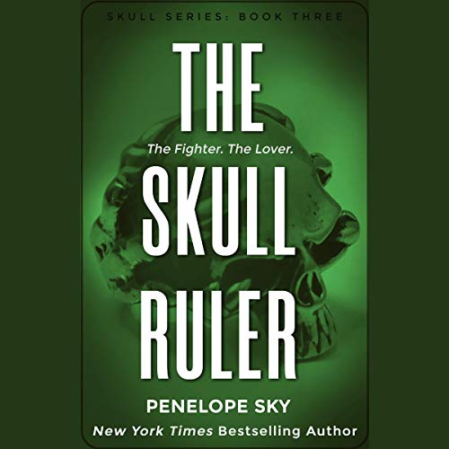 Couverture de The Skull Ruler