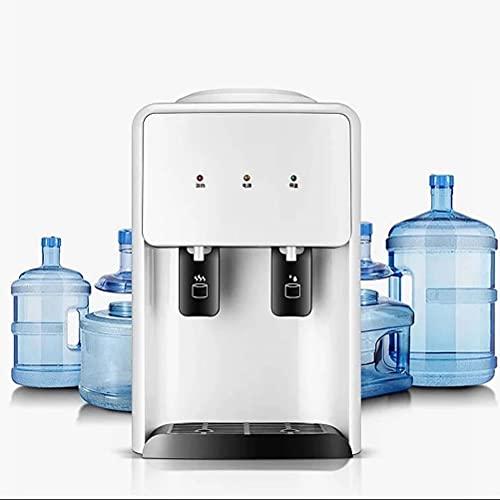 Dispensador del refrigerador de agua Dispensador de agua Dispensador mini Dispensador de agua eléctrico eléctrico eléctrico Hot Hot Water Cooler Dispenser a prueba de polvo desmontable para la oficina