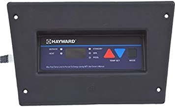 Hayward IDXL2BKP1931 Californian Bezel and Keypad Assembly for H-Series Heater