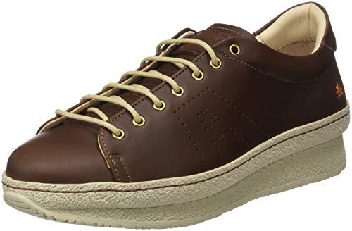 art Damen PEDRERA Sneaker, Braun (Brown/Brown), 41 EU