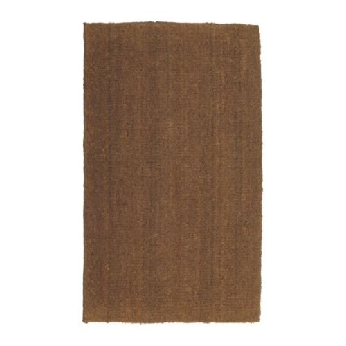 Ikea TRAMPA - Felpudo para puerta (60 x 90 cm), color natural