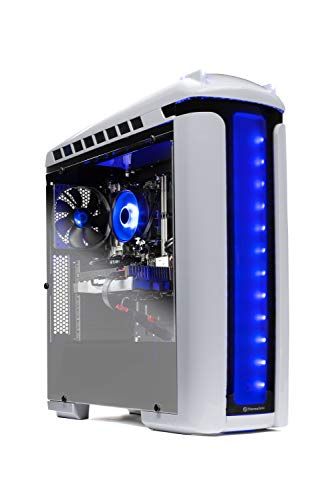 SkyTech Azure - Gaming Computer PC Desktop...