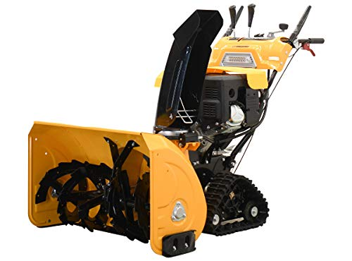 Massimo 34  34in 375cc Gas Snow Blower Thrower 2 Stage Shovel Walk Behind Heavy Duty