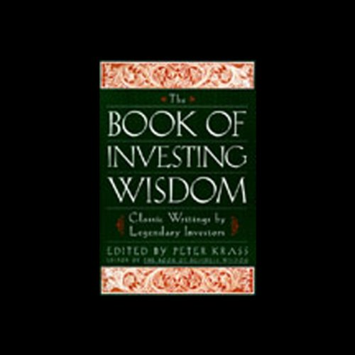 Couverture de The Book of Investing Wisdom